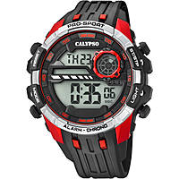 watch digital man Calypso Digital For Man K5729/4
