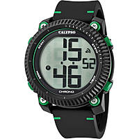 watch digital man Calypso Digital For Man K5731/4