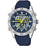 watch digital man Calypso Street Style K5774/3