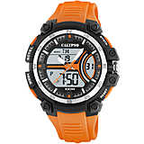 watch digital man Calypso Street Style K5779/1