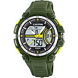 watch digital man Calypso Street Style K5779/4