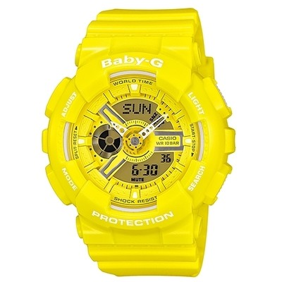 watch digital man Casio BABY-G BA-110BC-9AER
