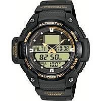 watch digital man Casio CASIO COLLECTION SGW-400-1B2VER