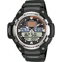 watch digital man Casio CASIO COLLECTION SGW-400H-1BVER