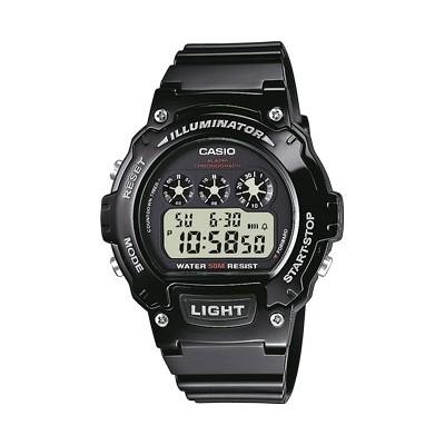 watch digital man Casio CASIO COLLECTION W-214HC-1AVEF