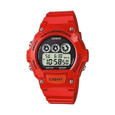 watch digital man Casio CASIO COLLECTION W-214HC-4AVEF