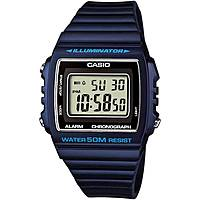 watch digital man Casio CASIO COLLECTION W-215H-2AVEF
