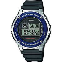 watch digital man Casio Casio Collection W-216H-2AVEF