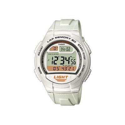 watch digital man Casio CASIO COLLECTION W-734-7AVEF