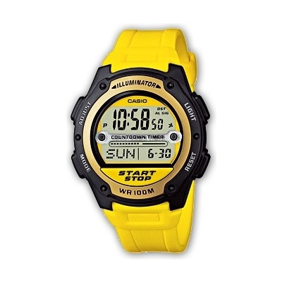 watch digital man Casio CASIO COLLECTION W-756-9AVES