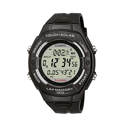 watch digital man Casio CASIO COLLECTION W-S200H-1AVEF