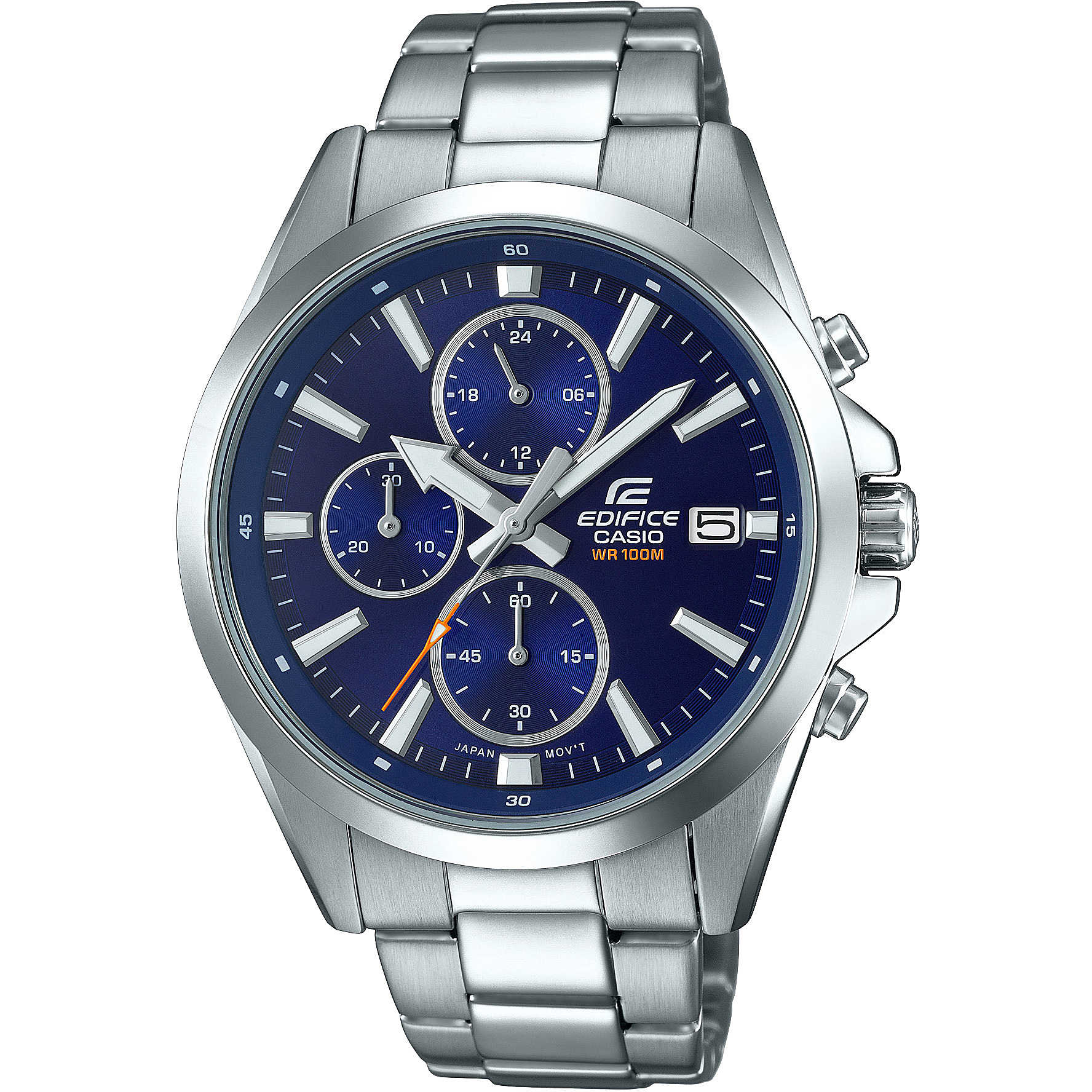 watch digital man Casio Edifice EFV-560D-2AVUEF digitals Casio d6d7c4d3169