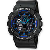 watch digital man Casio G-Shock GA-100-1A2ER