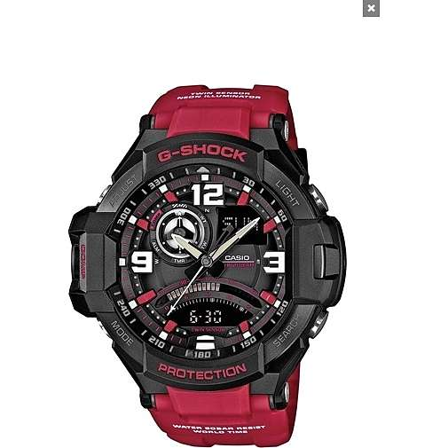 watch digital man Casio G-SHOCK GA-1000-4BER