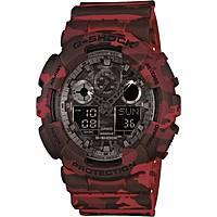 watch digital man Casio G-SHOCK GA-100CM-4AER