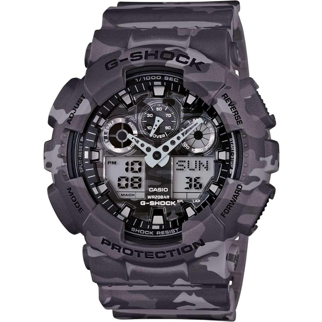 watch digital man Casio G-SHOCK GA-100CM-8AER