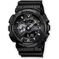 watch digital man Casio G-SHOCK GA-110-1BER