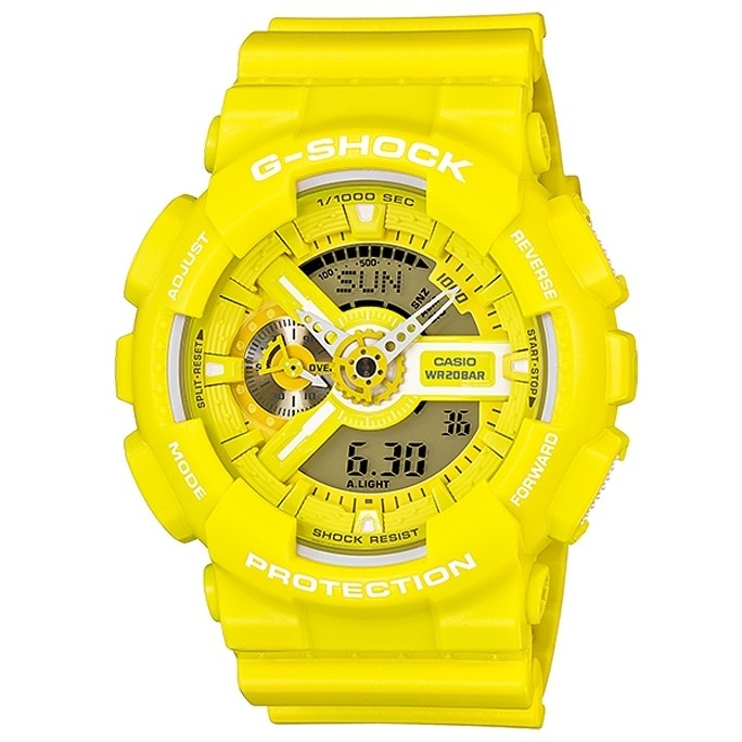 watch digital man Casio G-SHOCK GA-110BC-9AER