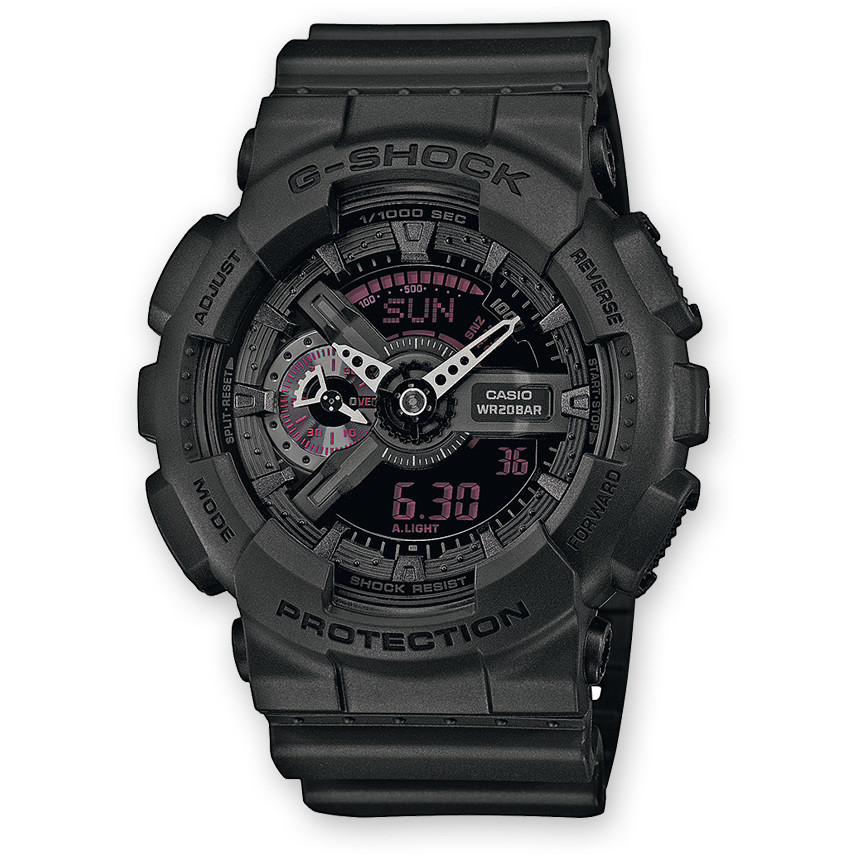 watch digital man Casio G-SHOCK GA-110MB-1AER
