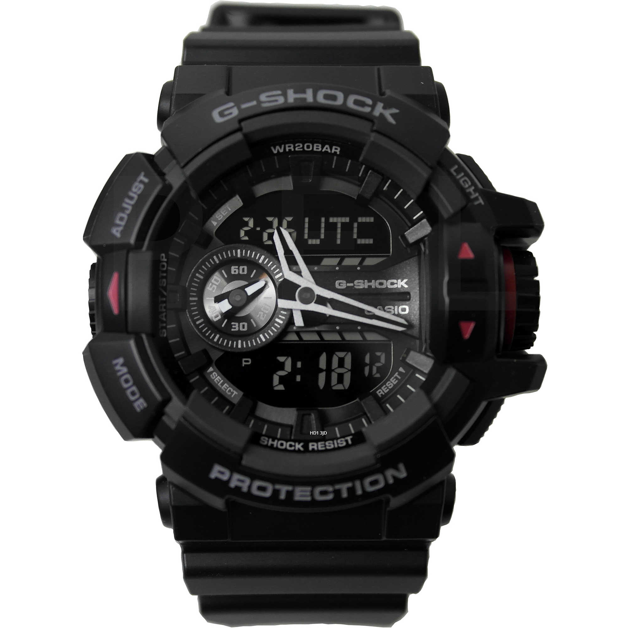 Watch digital man casio g shock ga 400 1ber digitals casio for Watches g shock