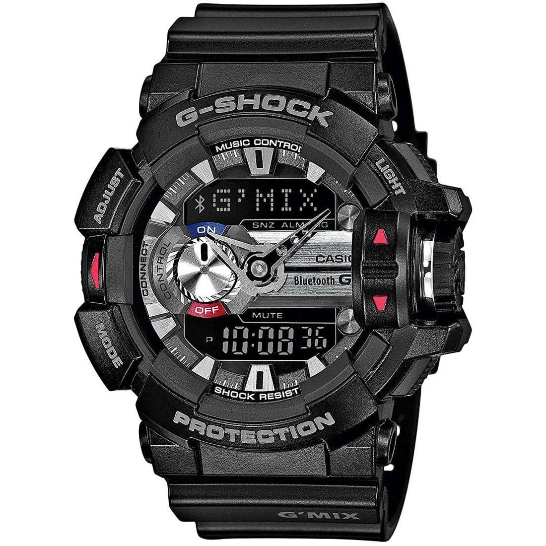 watch digital man Casio G-SHOCK GBA-400-1AER