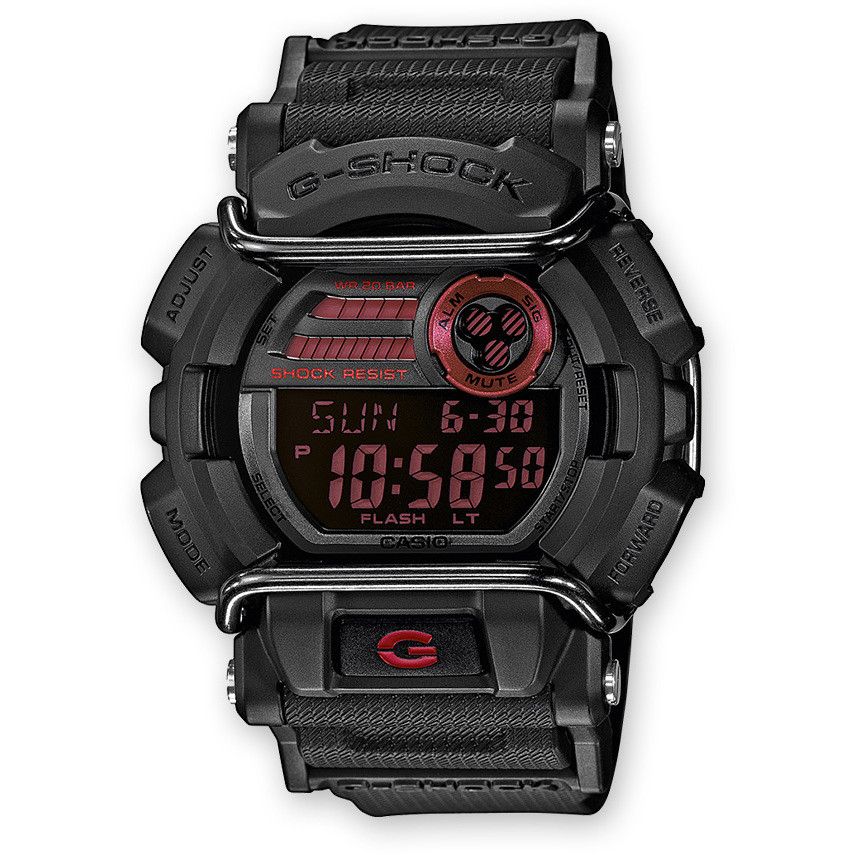 watch digital man Casio G-SHOCK GD-400-1ER