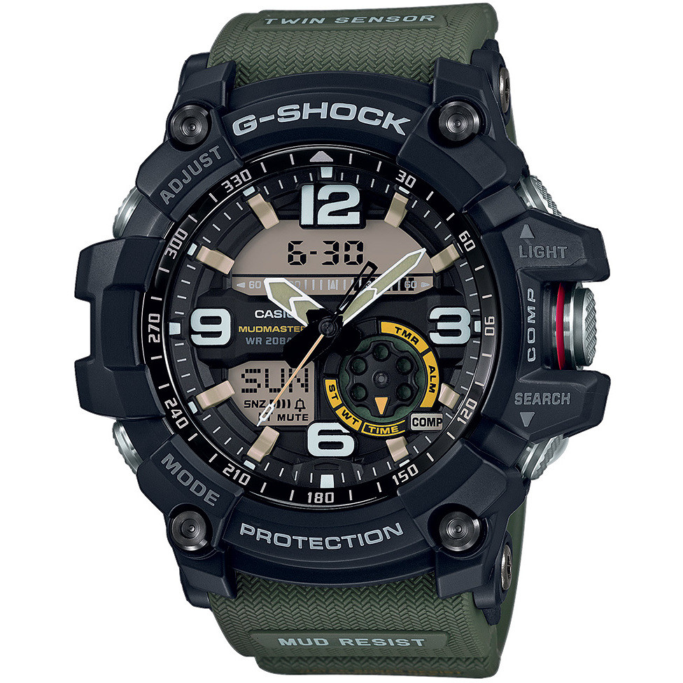 watch digital man Casio G-Shock GG-1000-1A3ER