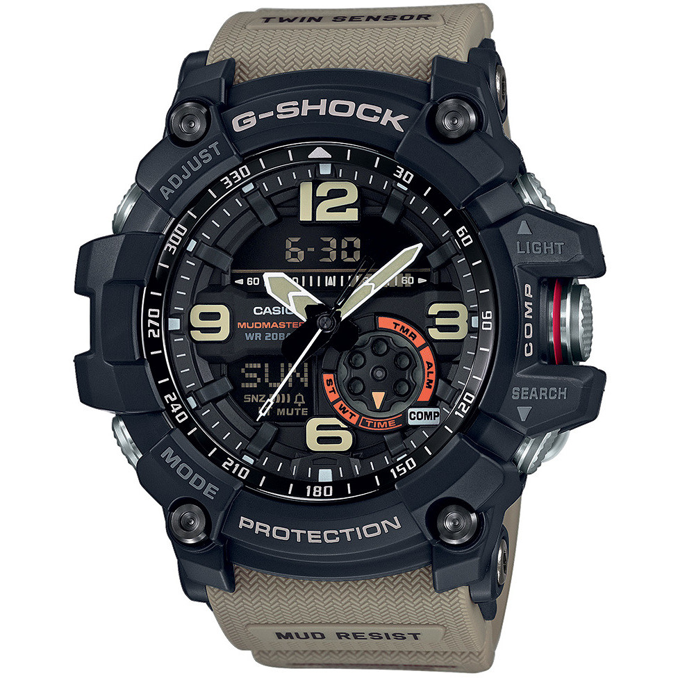 watch digital man Casio G-Shock GG-1000-1A5ER