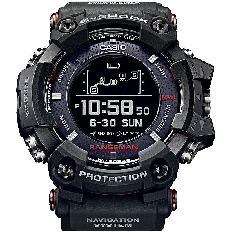 5356027409b9c watch digital man Casio G Shock Premium GPR-B1000-1ER digitals Casio