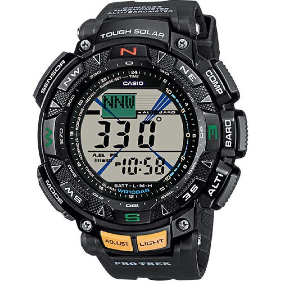 watch digital man Casio PRO-TREK PRG-240-1ER