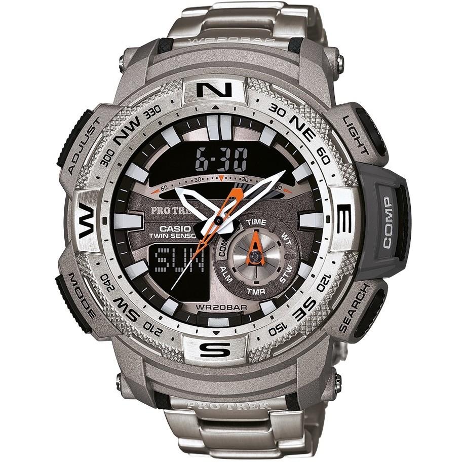 e1a86ef2dff3 watch digital man Casio PRO-TREK PRG-280D-7ER digitals Casio