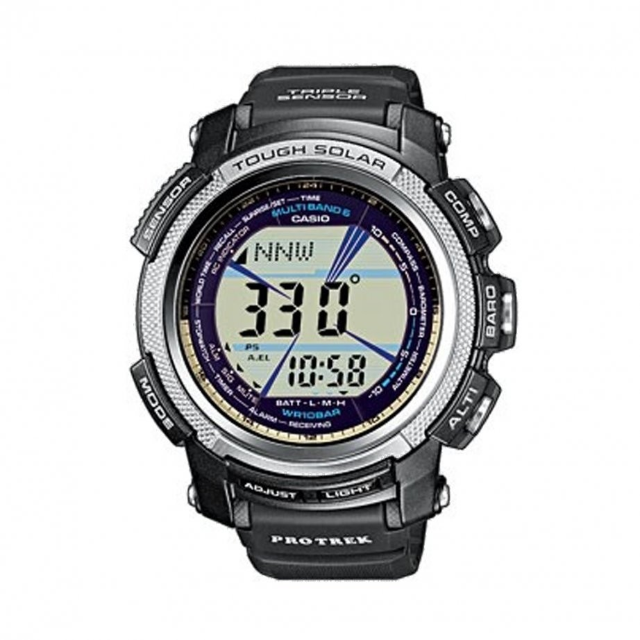 watch digital man Casio PRO-TREK PRW-2000-1ER