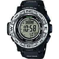 watch digital man Casio PRO-TREK PRW-3500-1ER