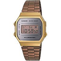 watch digital man Casio Retro A168WECM-5EF