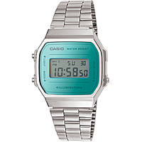watch digital man Casio Retro A168WEM-2EF
