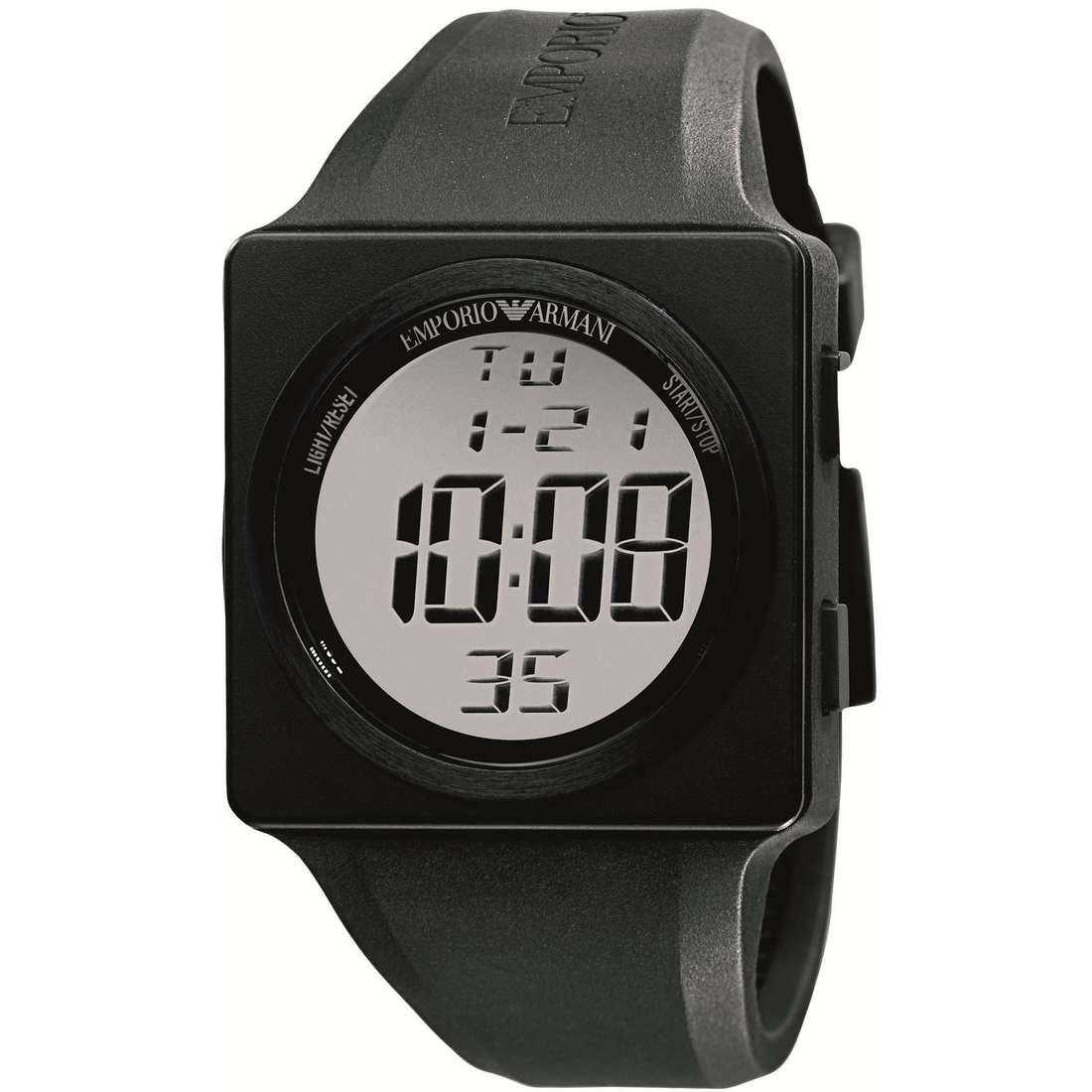 watch digital man Emporio Armani AR5333