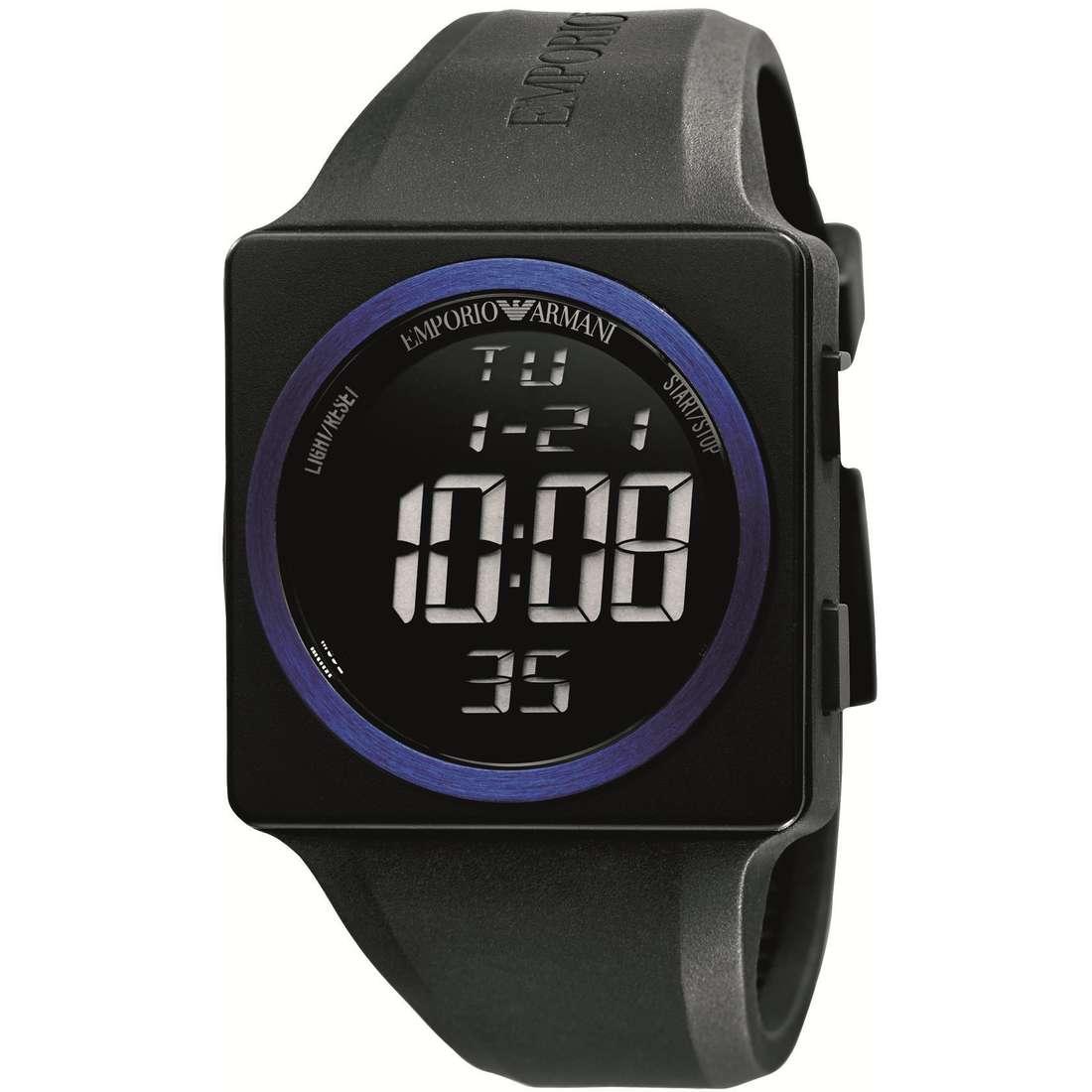 watch digital man Emporio Armani AR5334