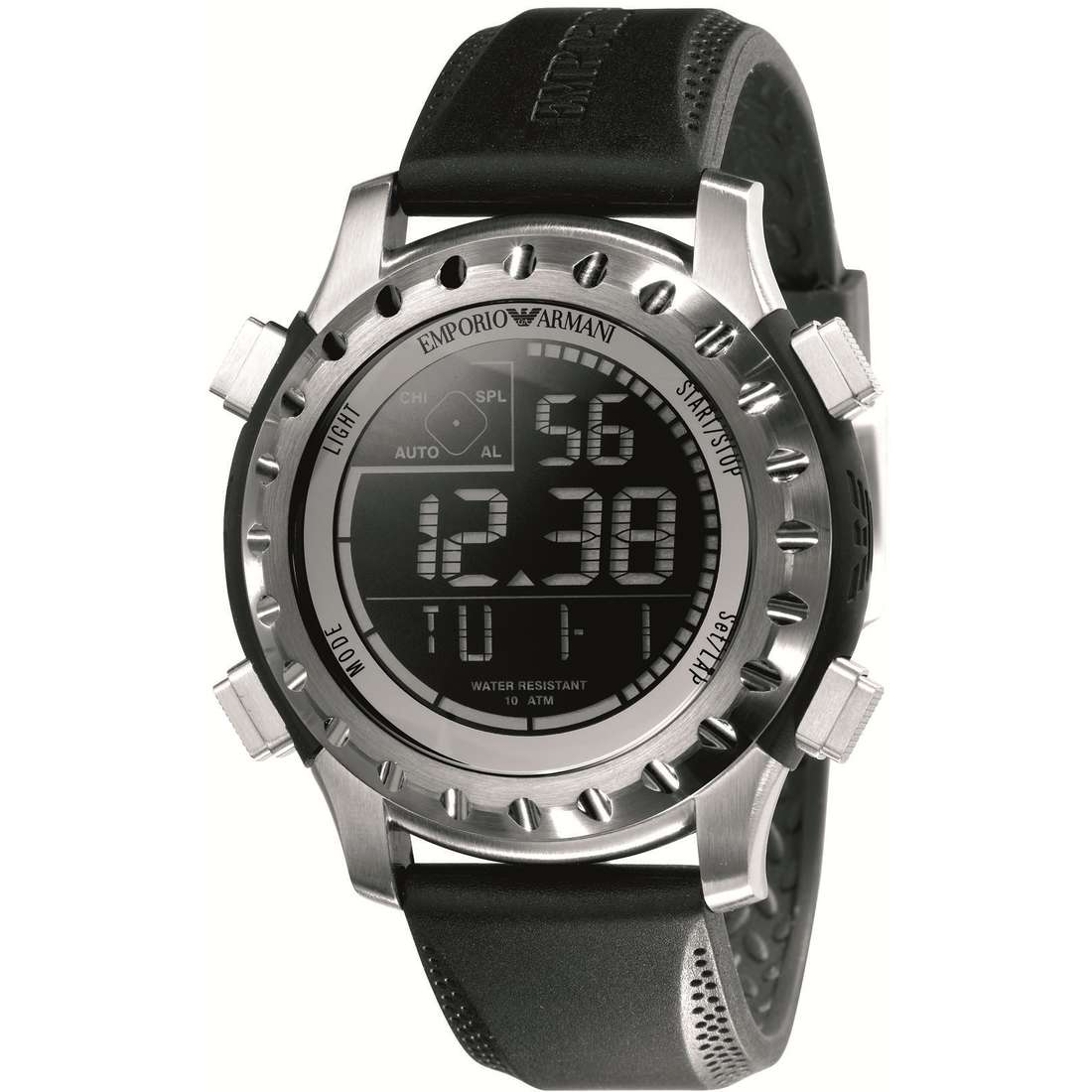 watch digital man Emporio Armani AR5852