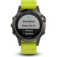watch digital man Garmin Fenix 010-01688-02