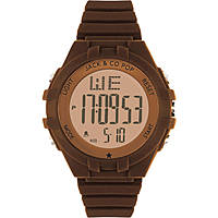 watch digital man Jack&co Raul JW0158M10