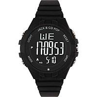 watch digital man Jack&co Raul JW0158M1