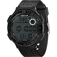 watch digital man Sector Ex-23 R3251512001
