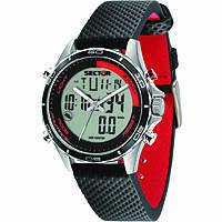 watch digital man Sector Master R3271615001