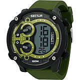 watch digital man Sector R3251571003
