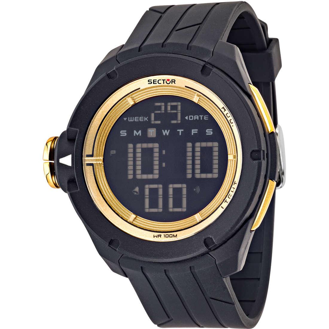 watch digital man Sector R3251589003