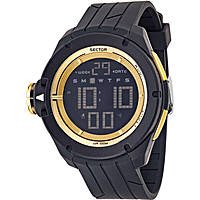 watch digital man Sector R3251589003