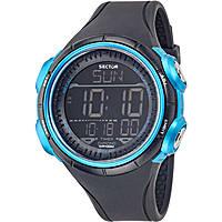 watch digital man Sector R3251590001