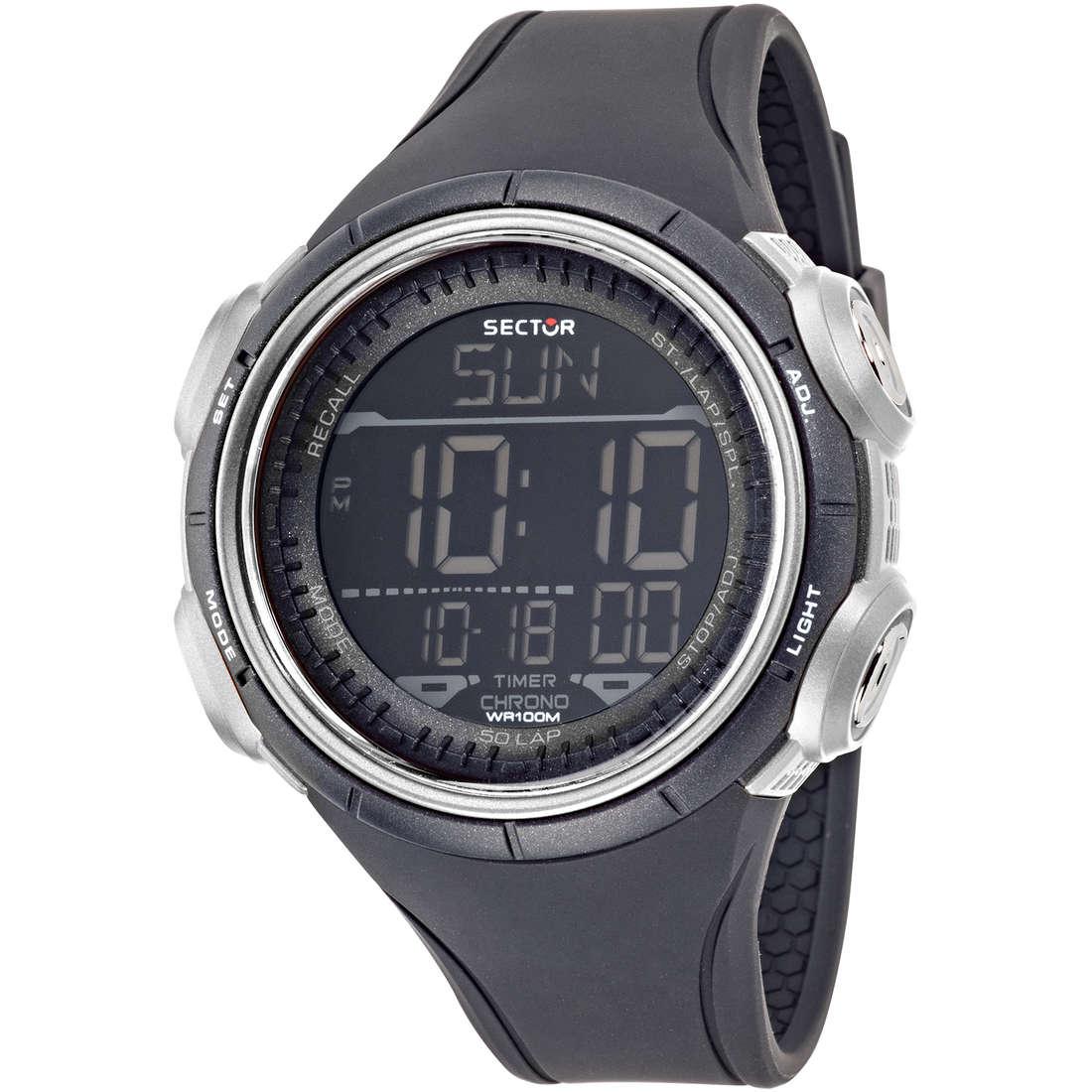 watch digital man Sector R3251590003