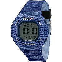 watch digital man Sector R3251599003