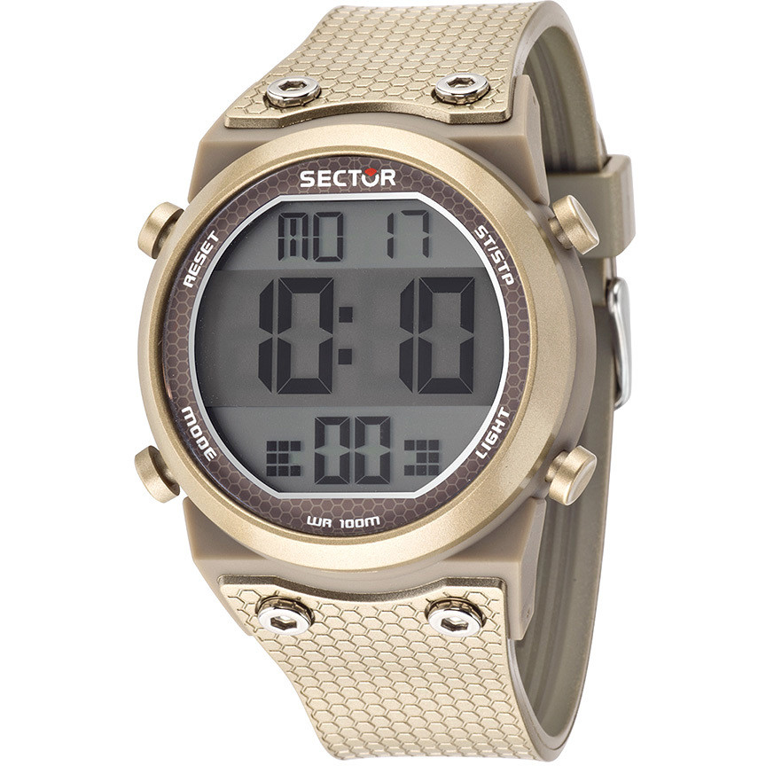 watch digital man Sector Rapper R3251582004